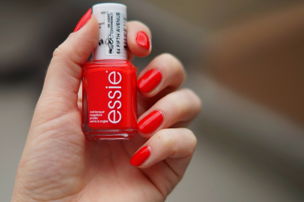 Essie Fifth Avenue фото снимки