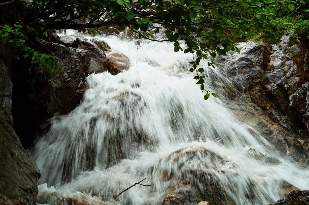 снимка на водопад