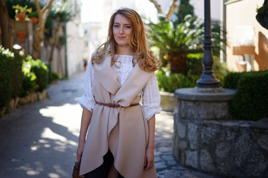 Polina Bilokonna Moden blog portrait